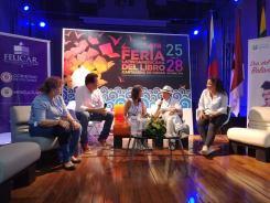 1ra Feria Latinoamericana del Libro de Cartagena